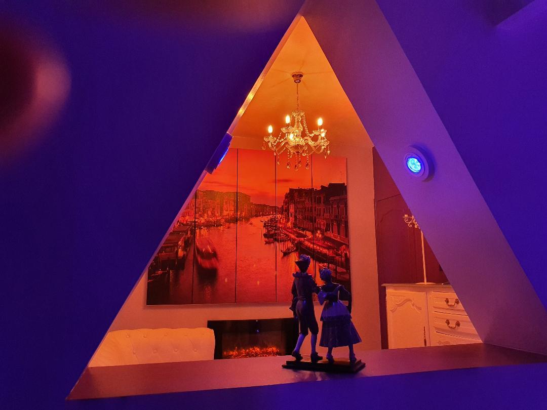 Le triangle des découvertes
