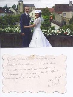 MARIAGE NAUDOT