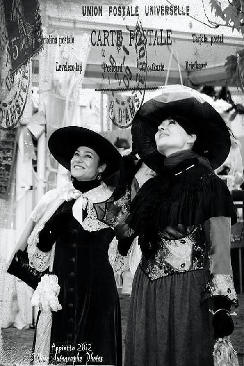 Adelaïde et Emilienne