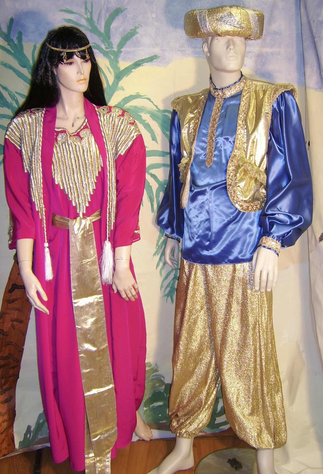 Anissa et Abdel