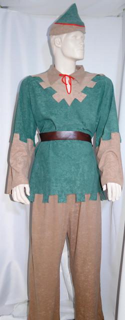 Robin des Bois vert