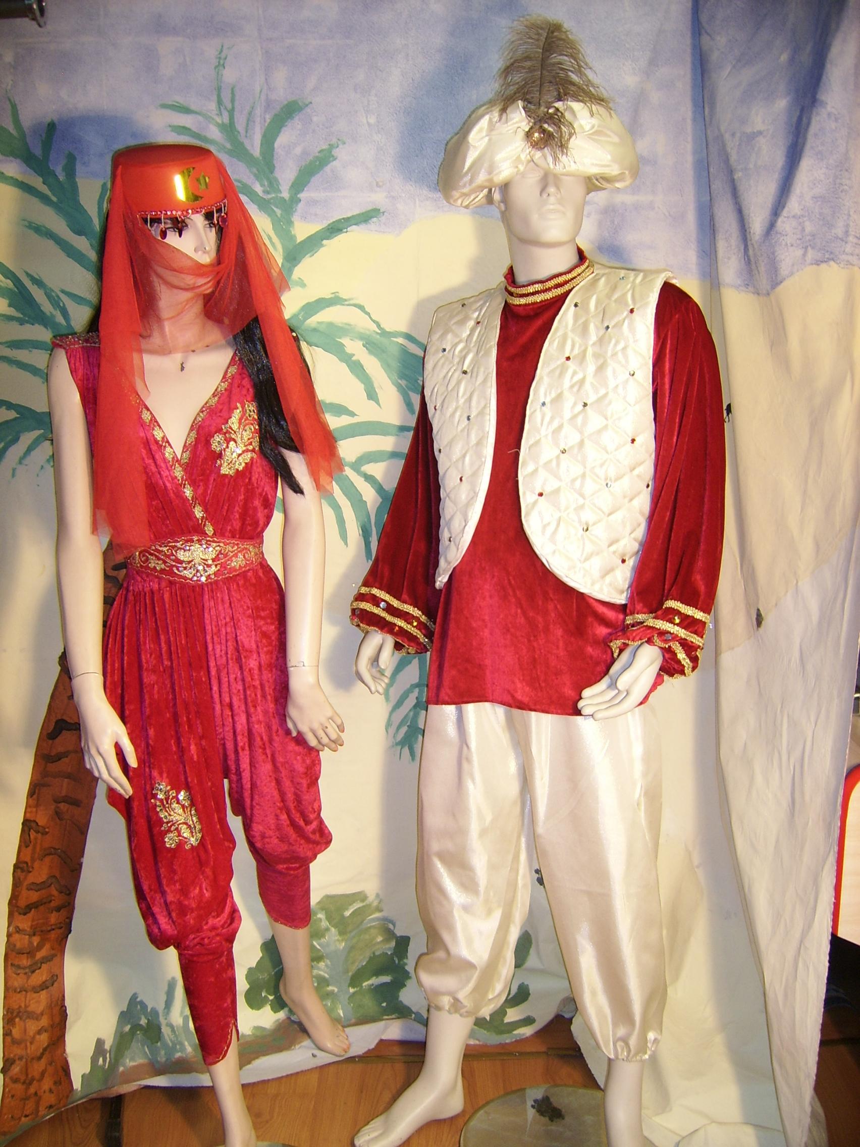Lili et Sultan