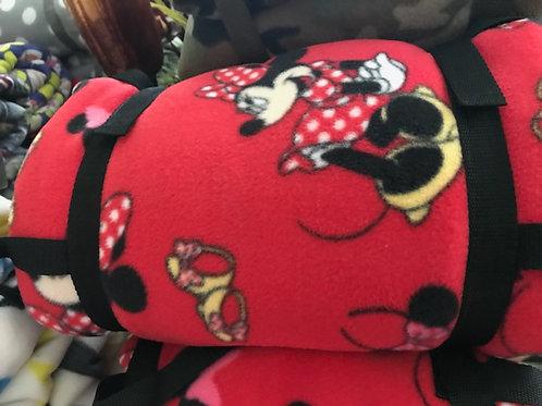 Children Travel NapMat with Pillow