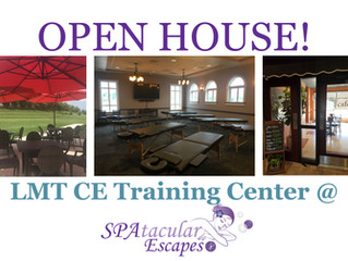 CE Training Center Open House!