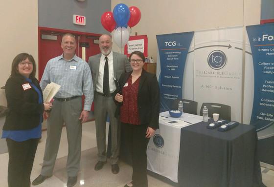TCG attends SHIP Career Fair