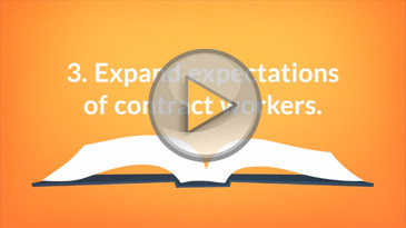 How to implement an effective contingent workforce recruitment strategy