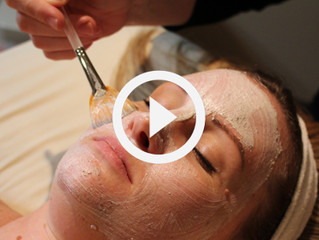 Anti-Aging Berry Whip Facial @ SpaE