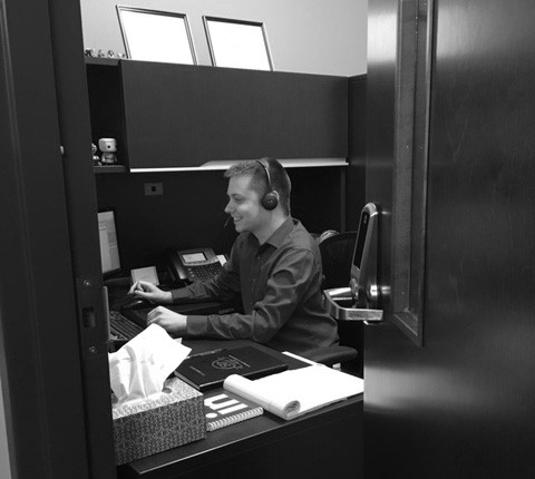 Andrew Buffington, Project Manager