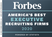TCG Recognized by Forbes as One of Nation's Top Executive Recruiting Firms