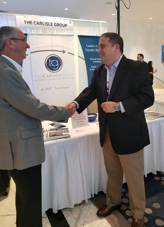 PCI Conference Proves Fruitful for TCG's Insurance Team
