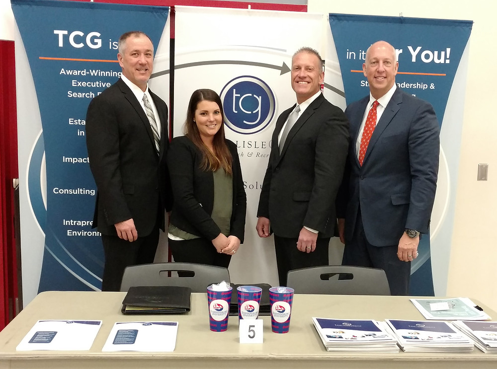 TCG Team at Job Fair