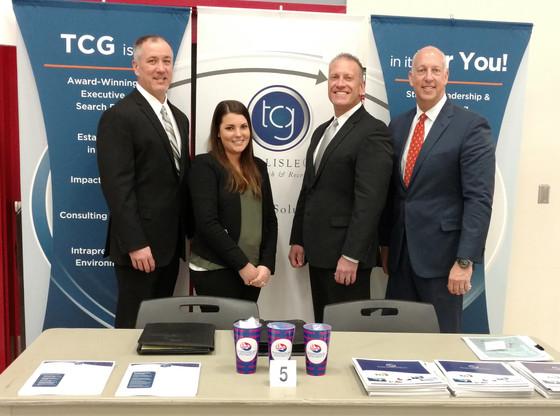 TCG Sponsors Shippensburg Job & Internship Fair
