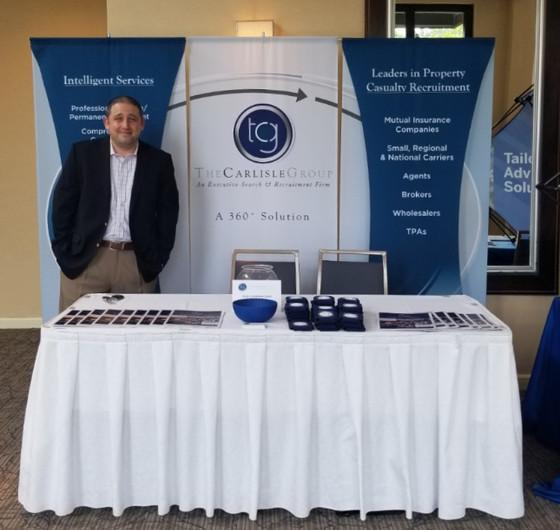 TCG's Marc Gyimesi Thrives at NYIA Conference