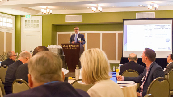 TCG attends PAMIC's Executive & Board Roundtable event