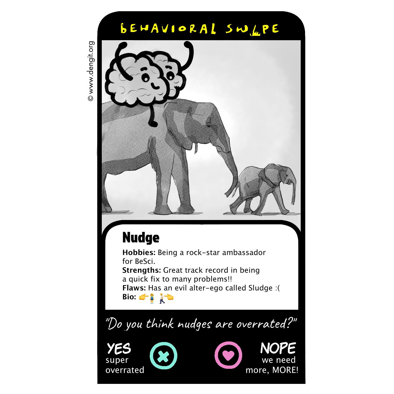 Introducing, The Behavioural Swipe!