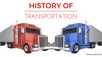 Fun Fact - History of Transportation