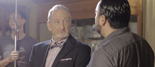 Freddy Krueger San Antonio Commercial and Music Video Director Bryan Ramirez Robert Englund