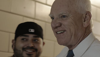 San Antonio Commercial and Music Video Director Bryan RamirezMalcolm McDowell