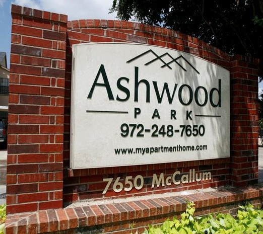 Ashwood Park Apartments - UT Dallas