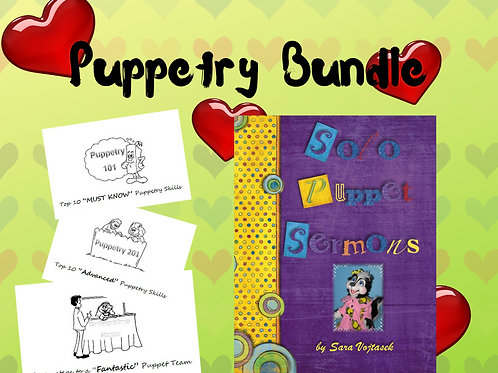 Puppetry Bundle Download