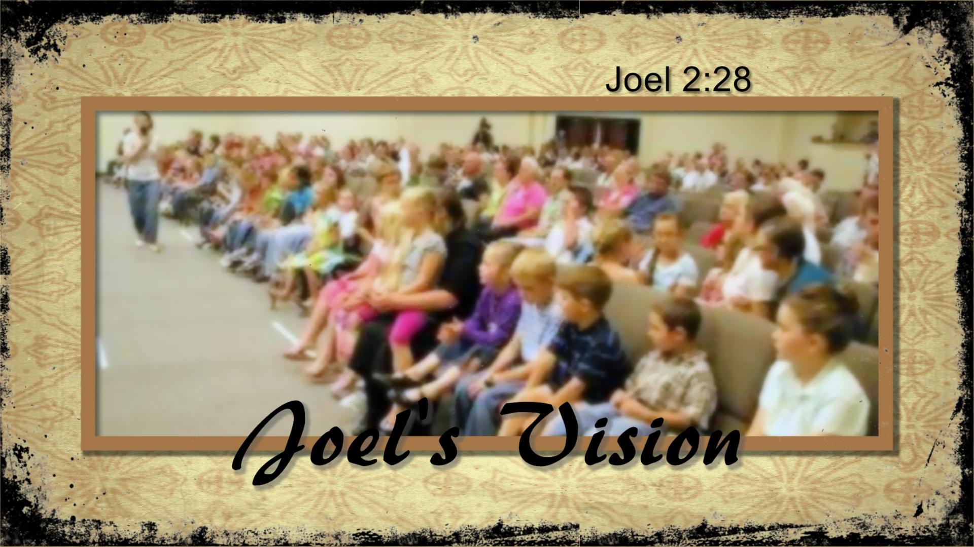 Joel's Vision Logo 2 pic