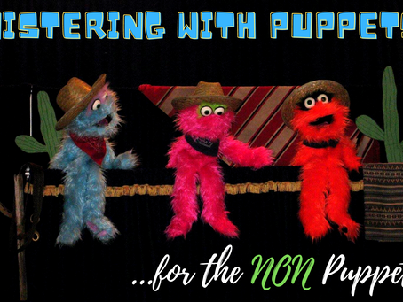 Ministering With Puppets...for the NON Puppeteer!