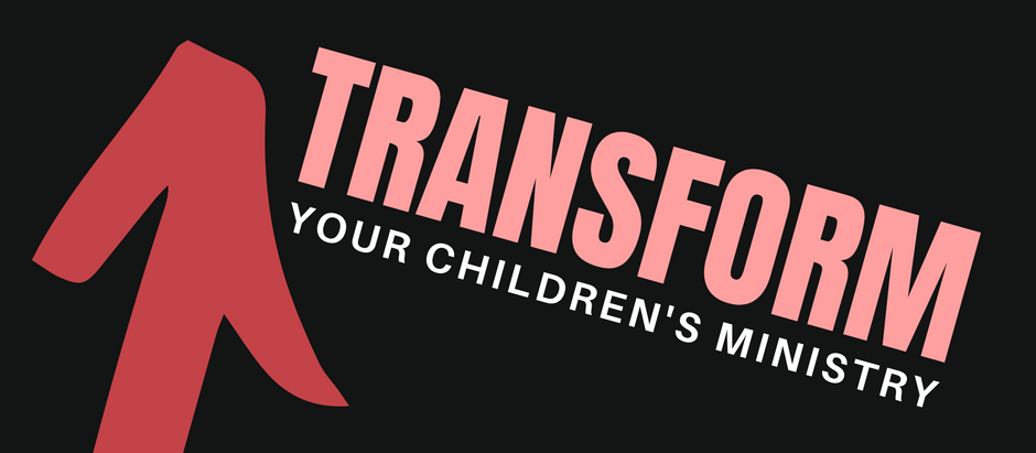 VIDEO: Transform Your Children's Ministry