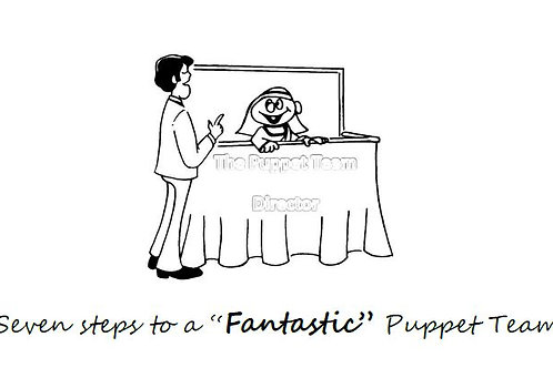 DOWNLOAD: The Puppet Team Director - Seven Steps to a Fantastic Puppet Team