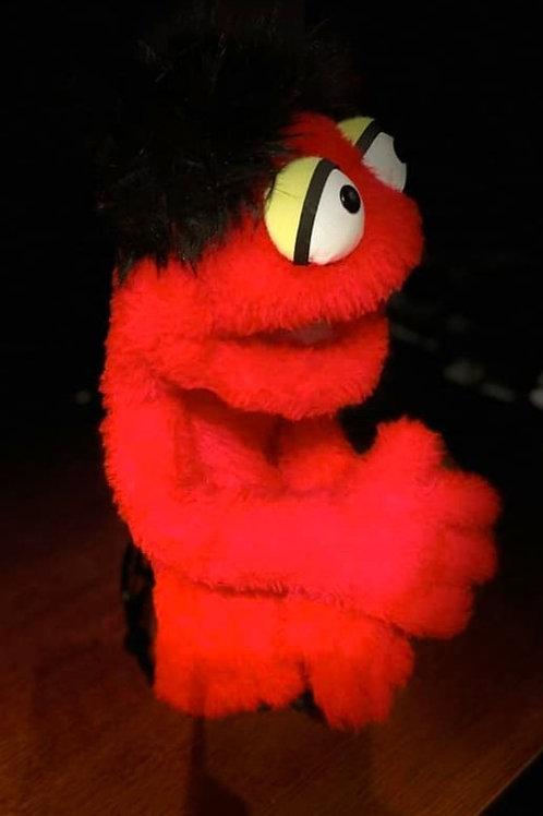 Custom Small Monster Puppet