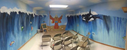 The Moses Room - One of our Creative Environments
