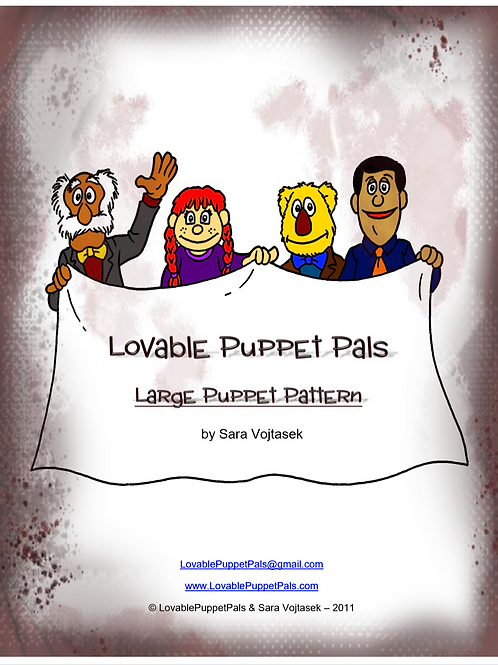 LG Stage Puppet Pattern