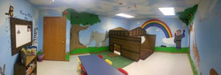 The Noah Room - One of our Creative Environments