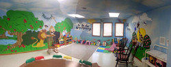 Ages 1-2 - One of our Creative Environments
