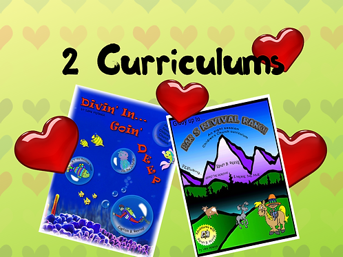 We Love Kids Curriculum Bundle Download