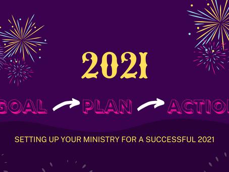 Goal > Plan > Action!