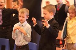 Children's Church Service