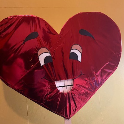 Heart Prop with moving Mouth - Building Webinar