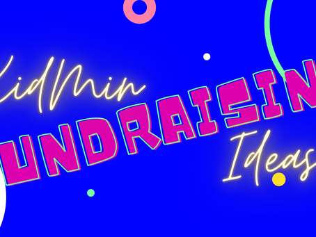 5 Fundraising Ideas for Your Ministry