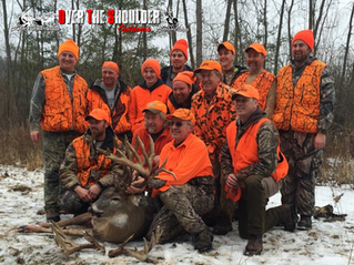 Exclusive Interview - New MN Muzzleloader Record Buck!