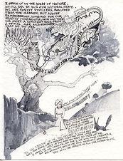 Art journal sketch