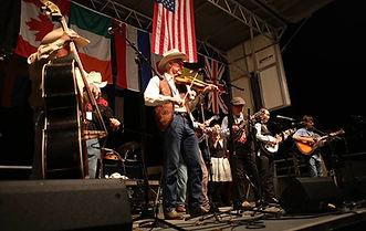 Oklahoma's International Bluegrass Festival