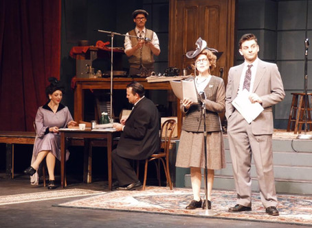 Catch It's A Wonderful Life at the Pollard Theatre