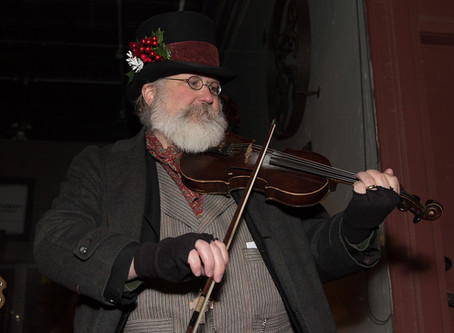 Make your plans for three weeks of Victorian Christmas Celebrations