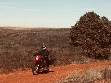 Explore Logan County with the Logan County Dual-Sport Rally