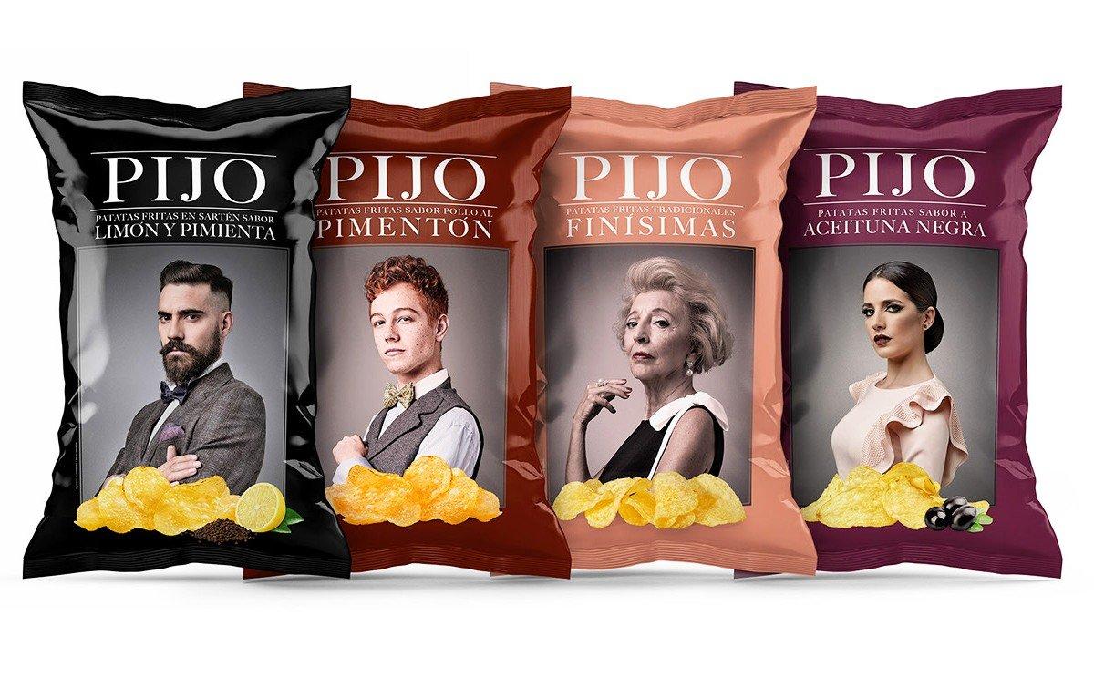 Impresion de patatas Pijo