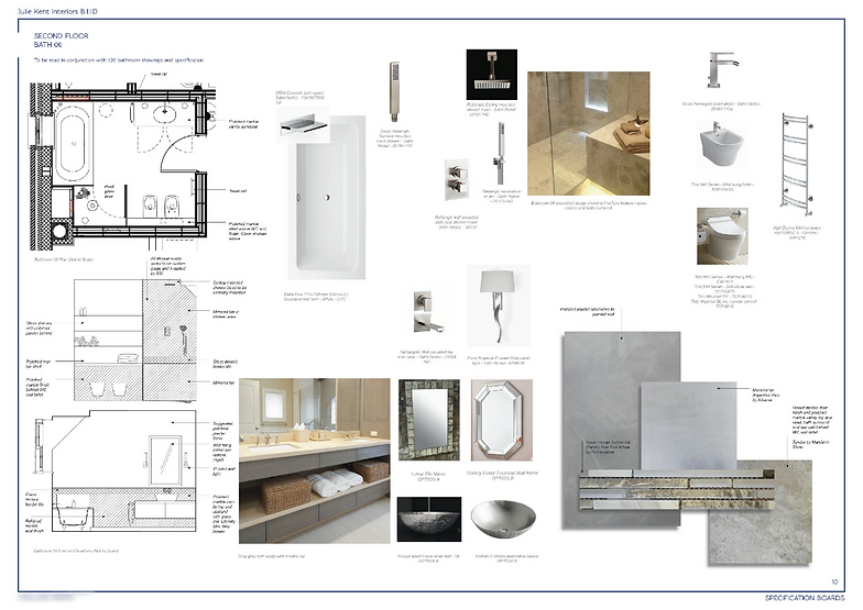 Project Planning Interior Designer in Bath London and Wiltshire