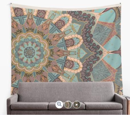 Abundance Tapestry