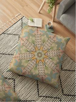 Design Floor Pillow