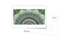 Balance Postcard