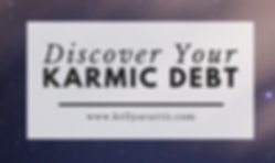 Discover Your Karmic Debt